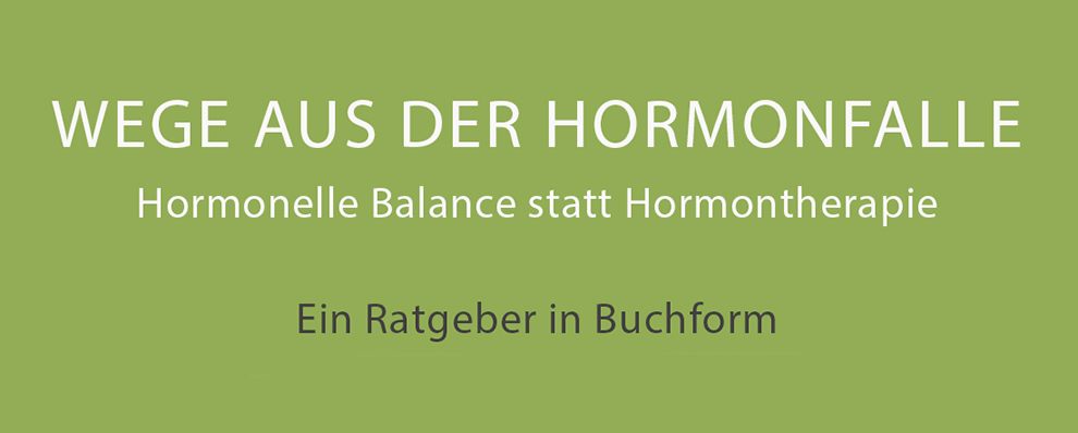 Referenz Buch Wege aus der Hormonfalle