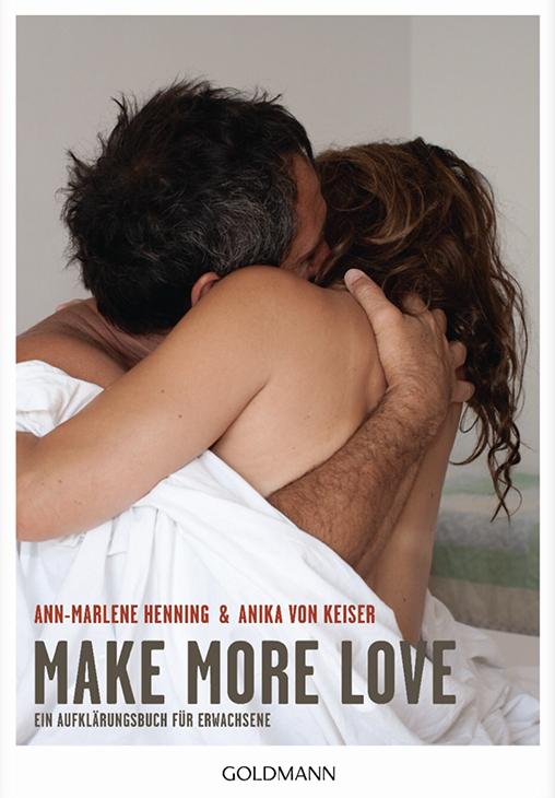 Referenz Buchcover Make More Love
