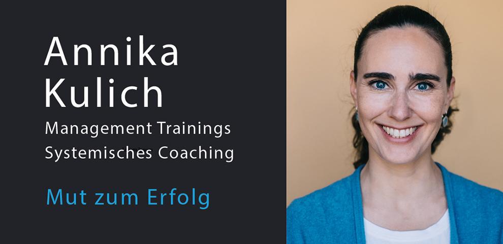 Referenz Annika Kulich